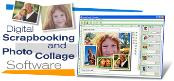 Digital Scrapbooking and Photo Collage Software