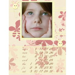 "Scrapbook template ""May2008 #02"" in ""Calendars 2008"""