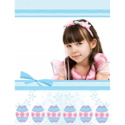 "Scrapbook template ""Easter #11"" in ""Easter"""