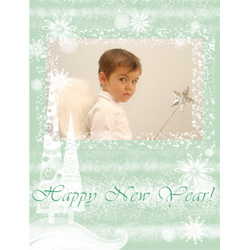 "Scrapbook template ""New Year 2009 #03"" in ""New Year"""