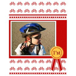 "Scrapbook template ""Sport #11"" in ""Sport"""