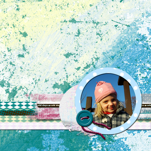 "Scrapbook template ""Winter 2011 #14"" in ""Seasonal"""