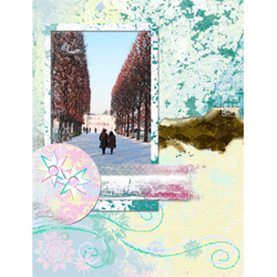 "Scrapbook template ""Winter 2011 #13"" in ""Seasonal"""