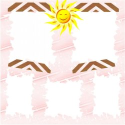 "Scrapbook template ""Pink (backgrounds) #25"" in ""Backgrounds"""