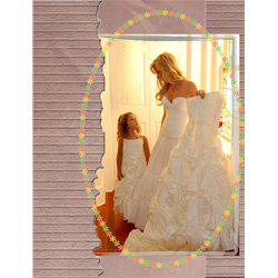 "Scrapbook template ""Wedding #03"" in ""Wedding Scrapbooking Templates"""