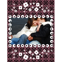 "Scrapbook template ""Love #19"" in ""Love Scrapbooking"""
