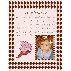 "Scrapbook template ""September #11"" in ""Calendars 2008"""