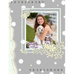 "Scrapbook template ""Silver Dreams #11"" in ""Silver Dreams"""