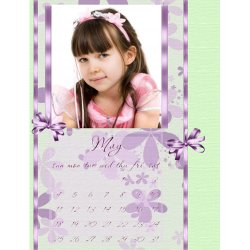 "Scrapbook template ""May2008 #03"" in ""Calendars 2008"""