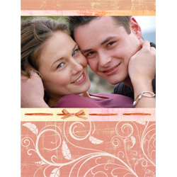 "Scrapbook template ""Love #09"" in ""Love Scrapbooking"""
