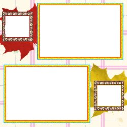 "Scrapbook template ""Amber (backgrounds) #16"" in ""Backgrounds"""