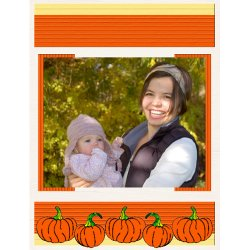 "Scrapbook template ""Thanksgiving #09"" in ""Thanksgiving"""