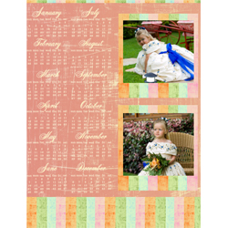 "Scrapbook template ""Calendar2009 #13"" in ""Calendars 2009"""