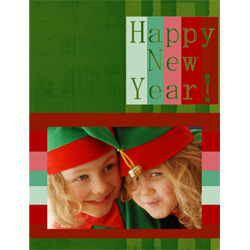 "Scrapbook template ""New Year 2009 #05"" in ""New Year"""