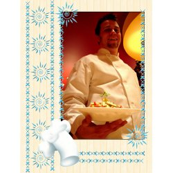 "Scrapbook template ""Cooking #13"" in ""Cooking"""